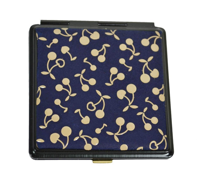 Mini Mirror Compact Navy