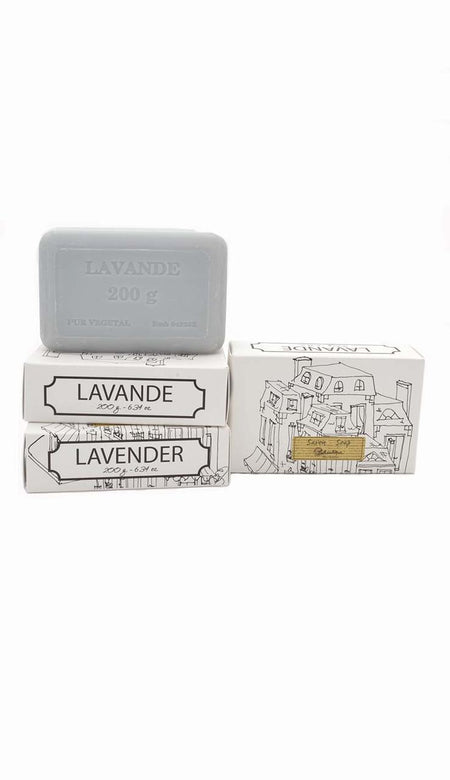 French Milled Soap - Milk