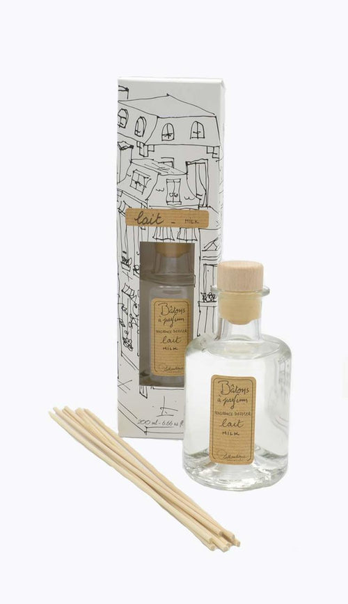 Authentique Scented Diffuser - Milk