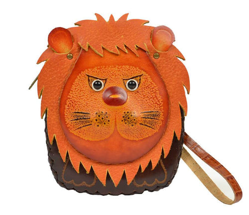Little Lion Change Purse