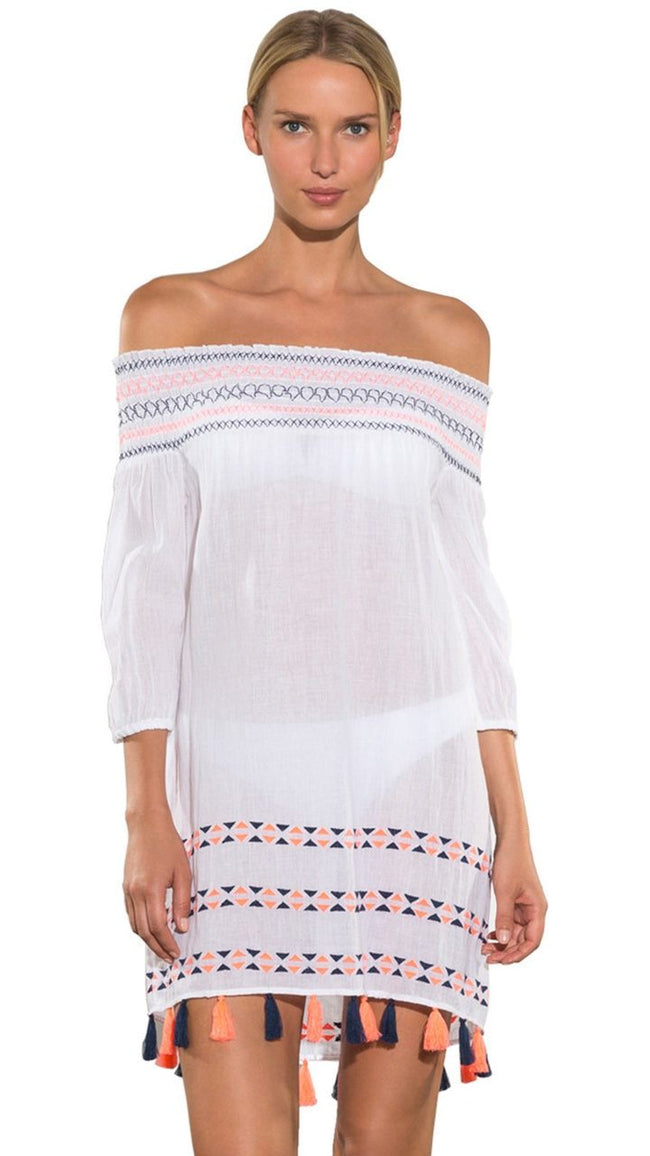 Ipanema Off Shoulder  Tunic