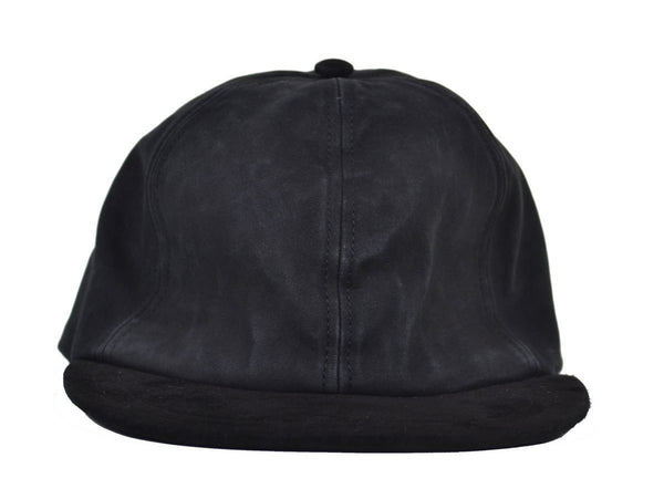 Darian Leather Baseball Cap