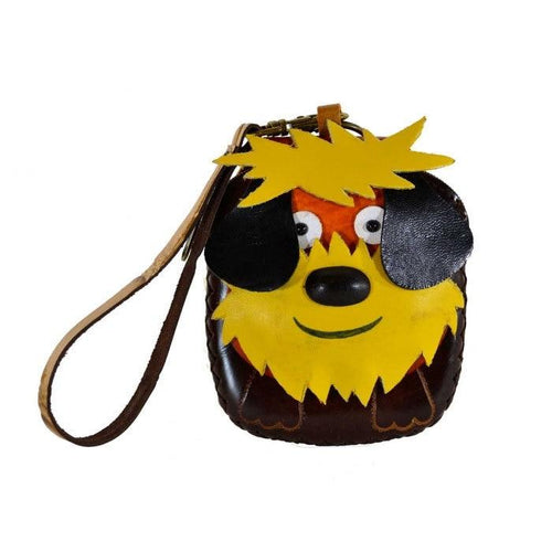 Dog Change Purse