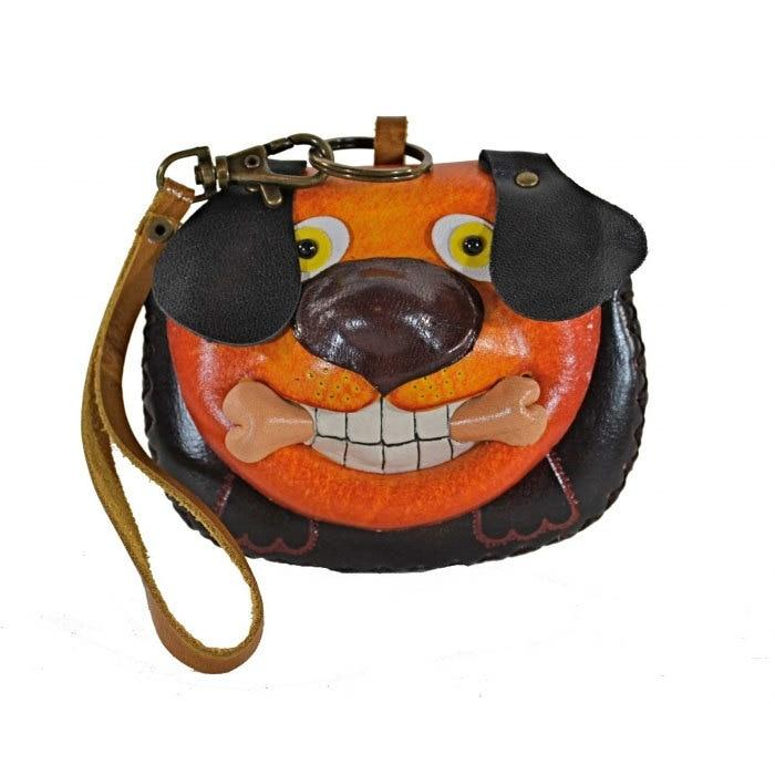 Dog & Bone Change Purse