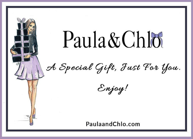955f227e465d Paula   Chlo Gift Card - Give the Perfect Gift