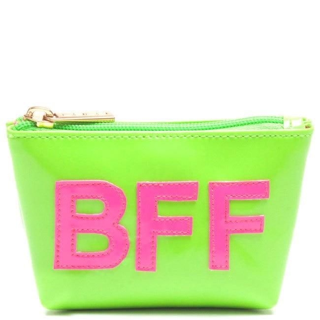 Mini Avery Green BFF Pink