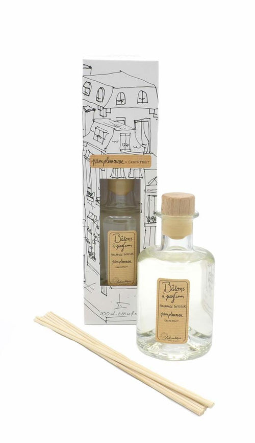 Authentique Scented Diffuser - Grapefruit