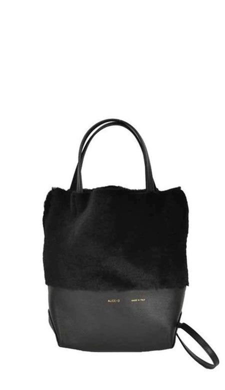 Beck Small Classic Tote Teddy Brown