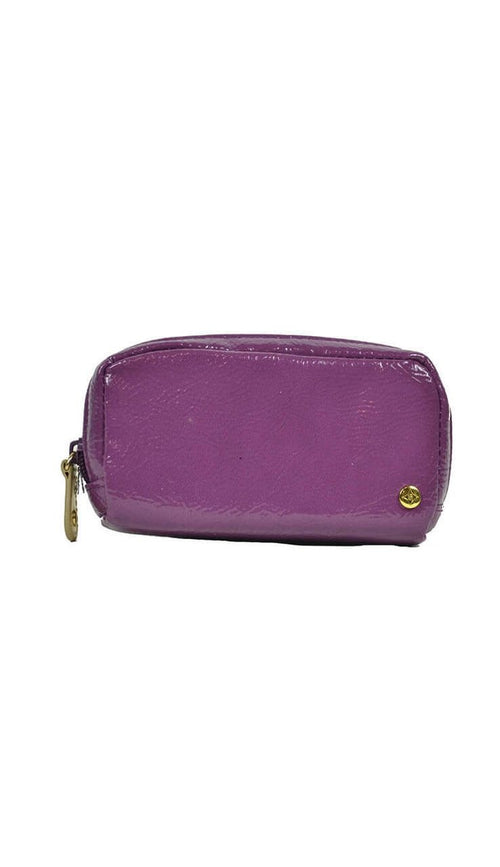 Malibu Mini Pouch-  Purple