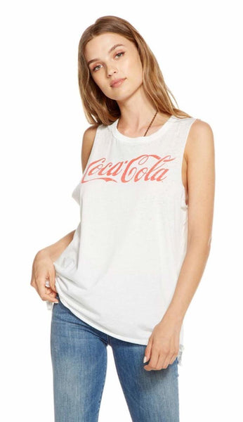Coca Cola Classic Red Graphic Tee