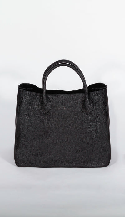 beck bag medium in black