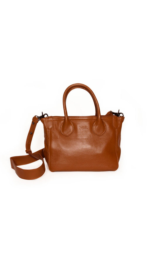 beckini in teddy bear brown by beck nyc bags