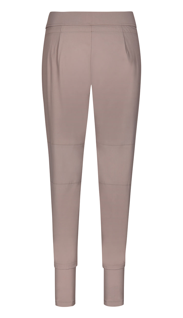 Candy Pant Taupe back view