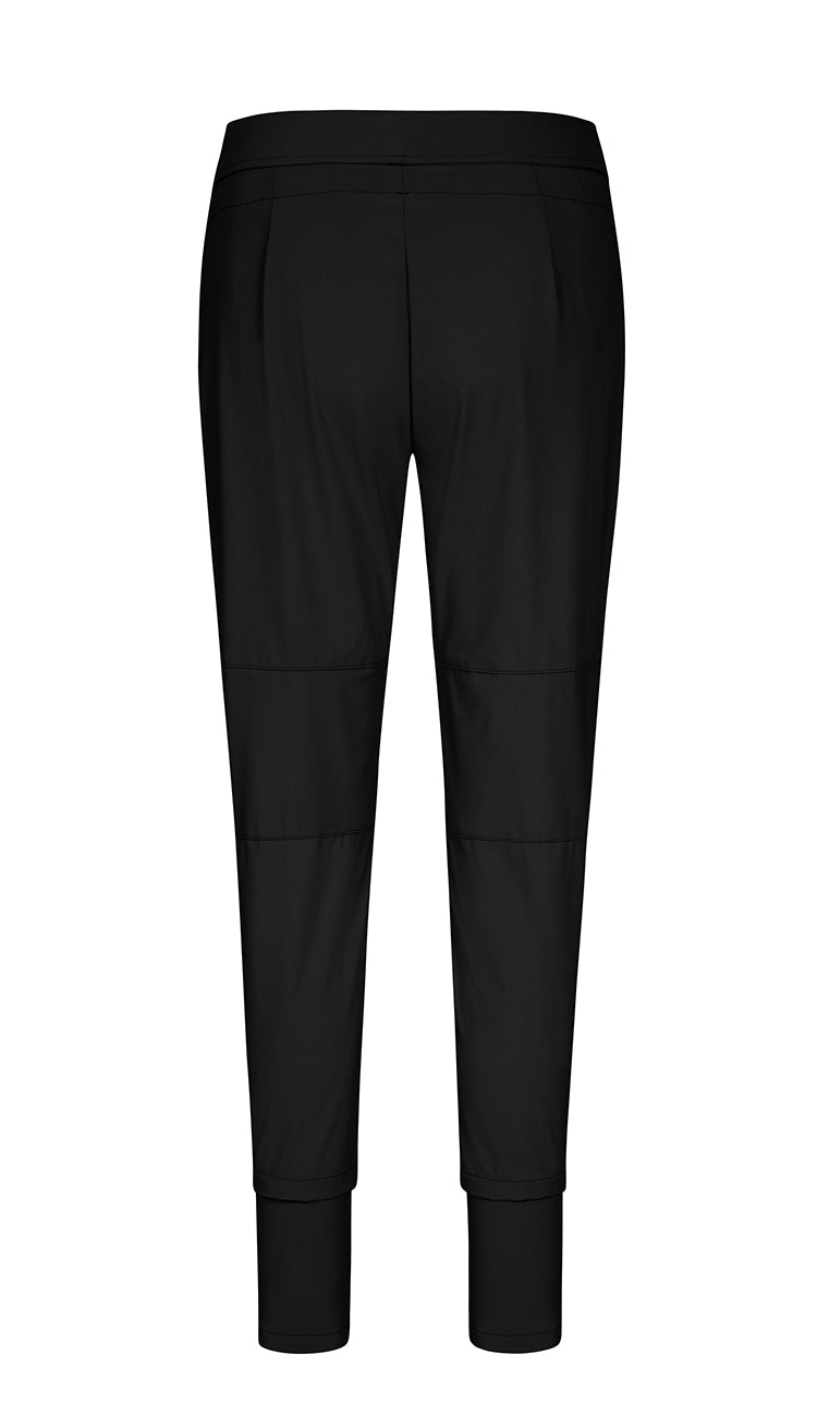 candy pant black back view raffaello rossi