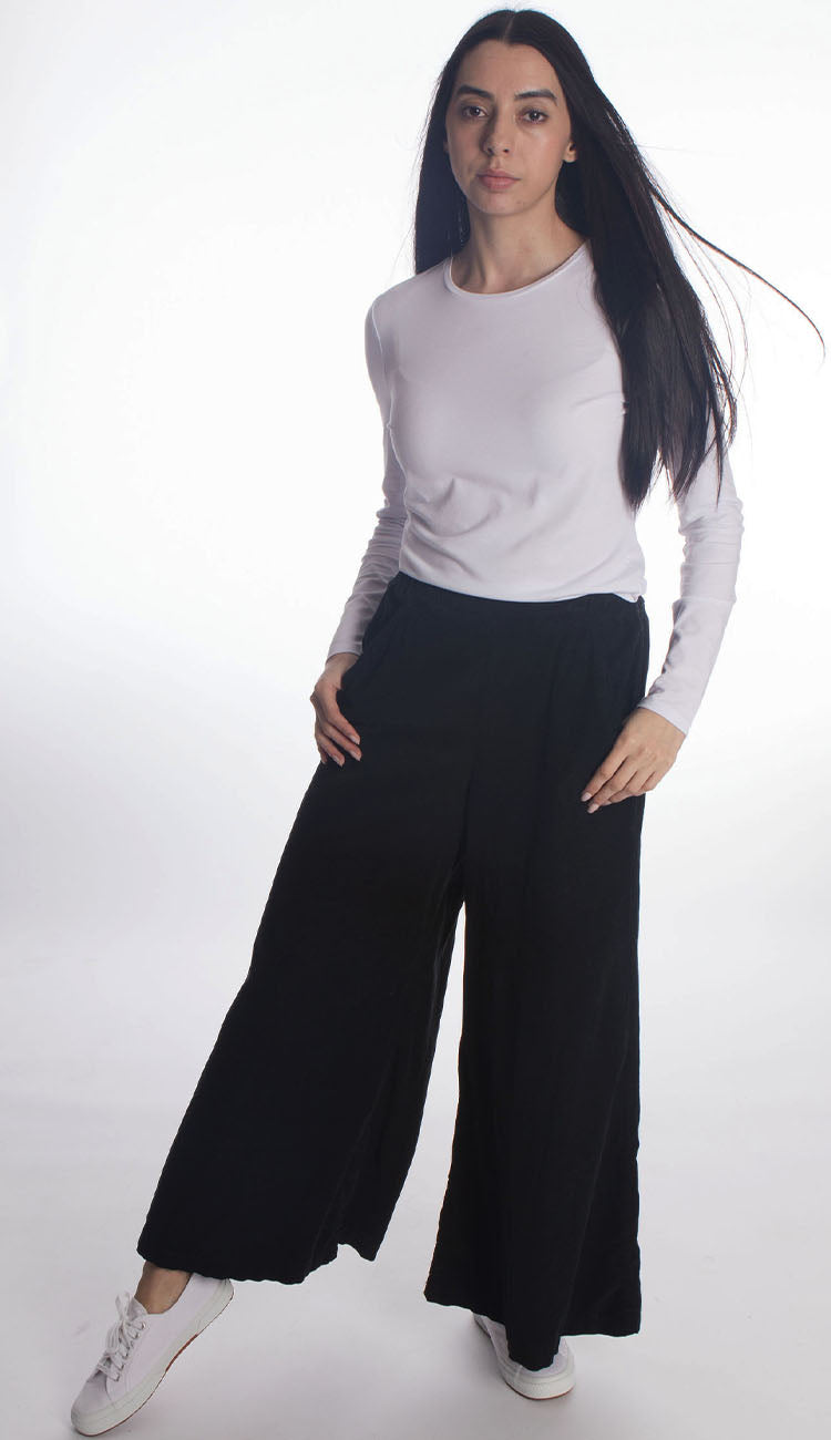 Wendy micro cord wide leg pants by cp shades