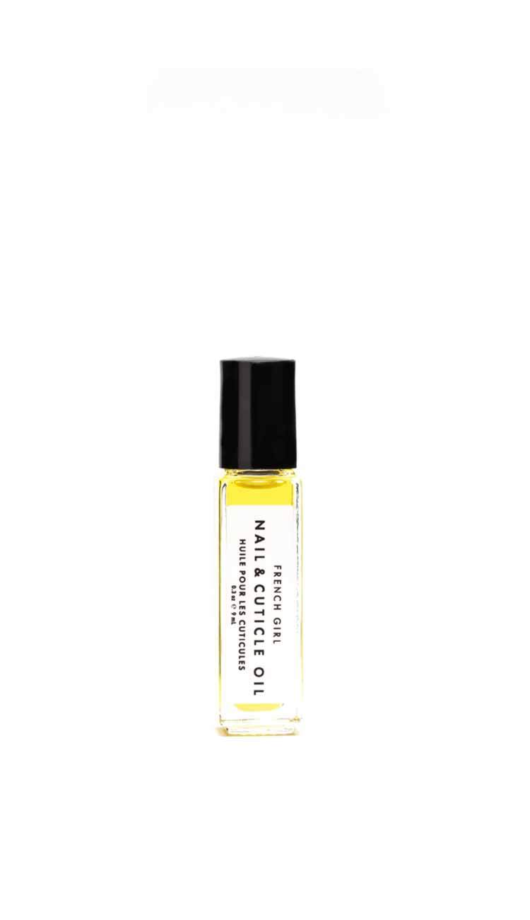 nail and cuticle oil by French Girl Organics