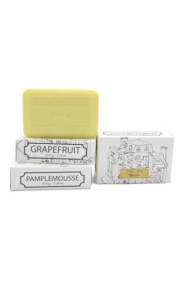 French Milled Soap - Grapefruit