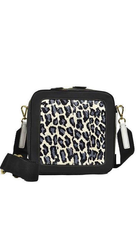 Rebecca Minkoff Julian Nylon Backpack - Navy Blue
