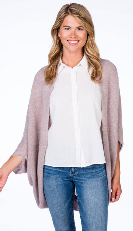 Cashmere Box Tunic