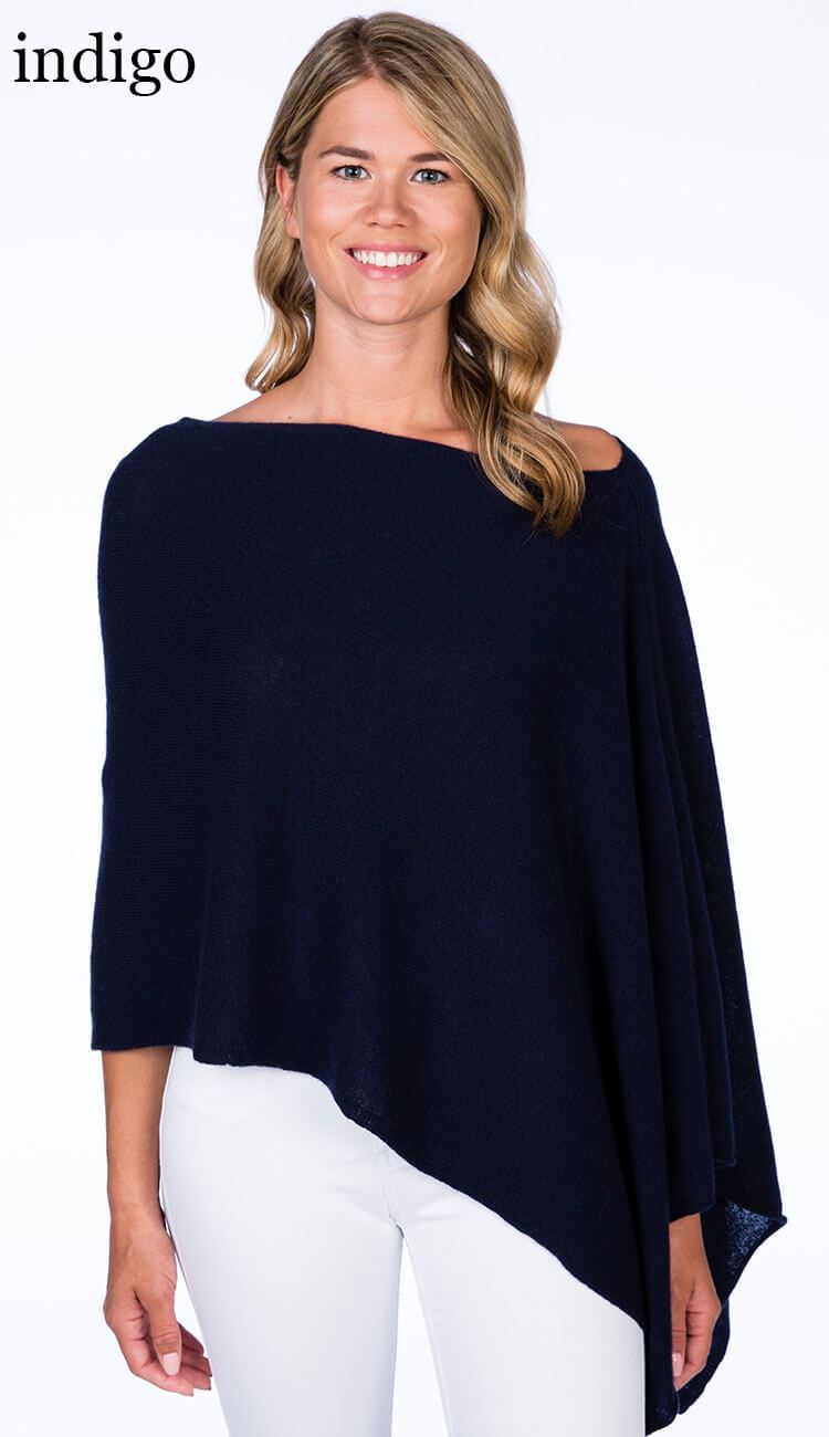 Claudia Nichole Cashmere Dress Topper