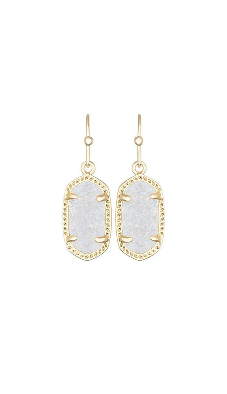 Sophee Drop Earrings - Gold