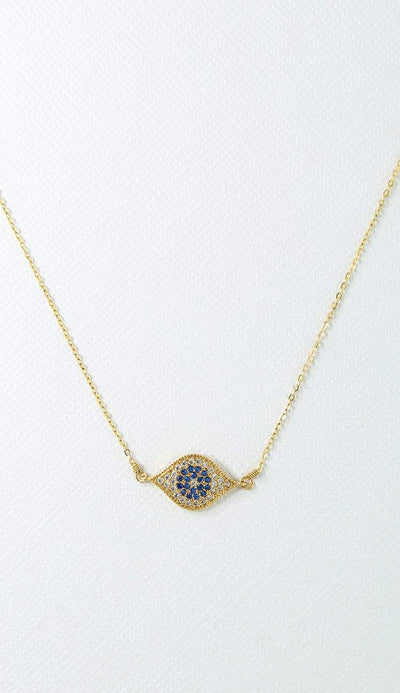 vanessa mooney evil eye necklace