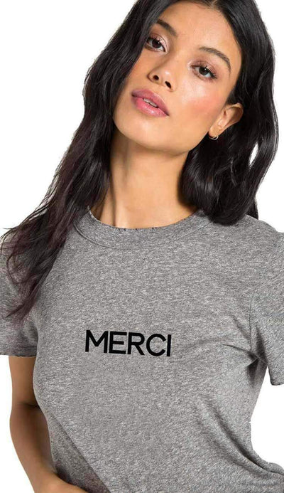 champ tee  - merci by philanthropy