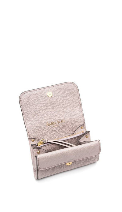 Mia Credit Card Holder - Bronze