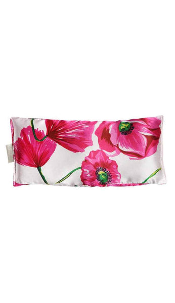 poppy eye pillow by elizabeth w