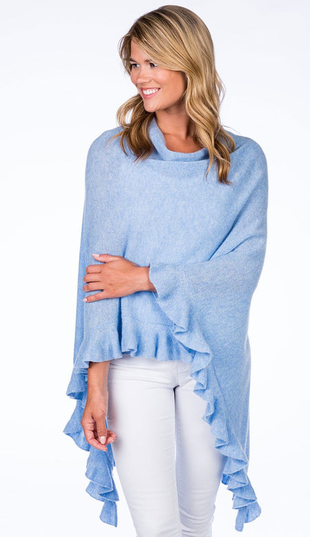 Cashmere Plush Rib Arm Warmer