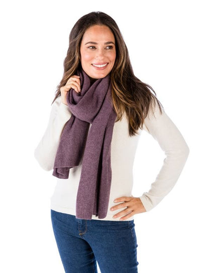 Claudia Nichole Cashmere Light Weight Travel Wrap