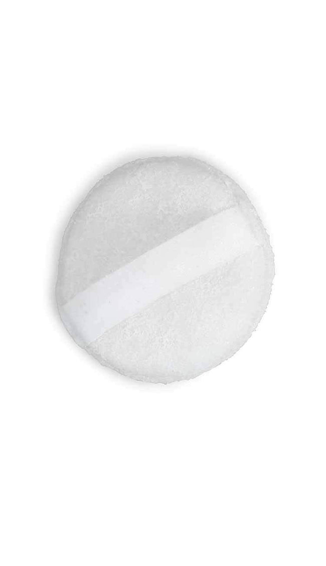travel buffer pad spongology - coconut