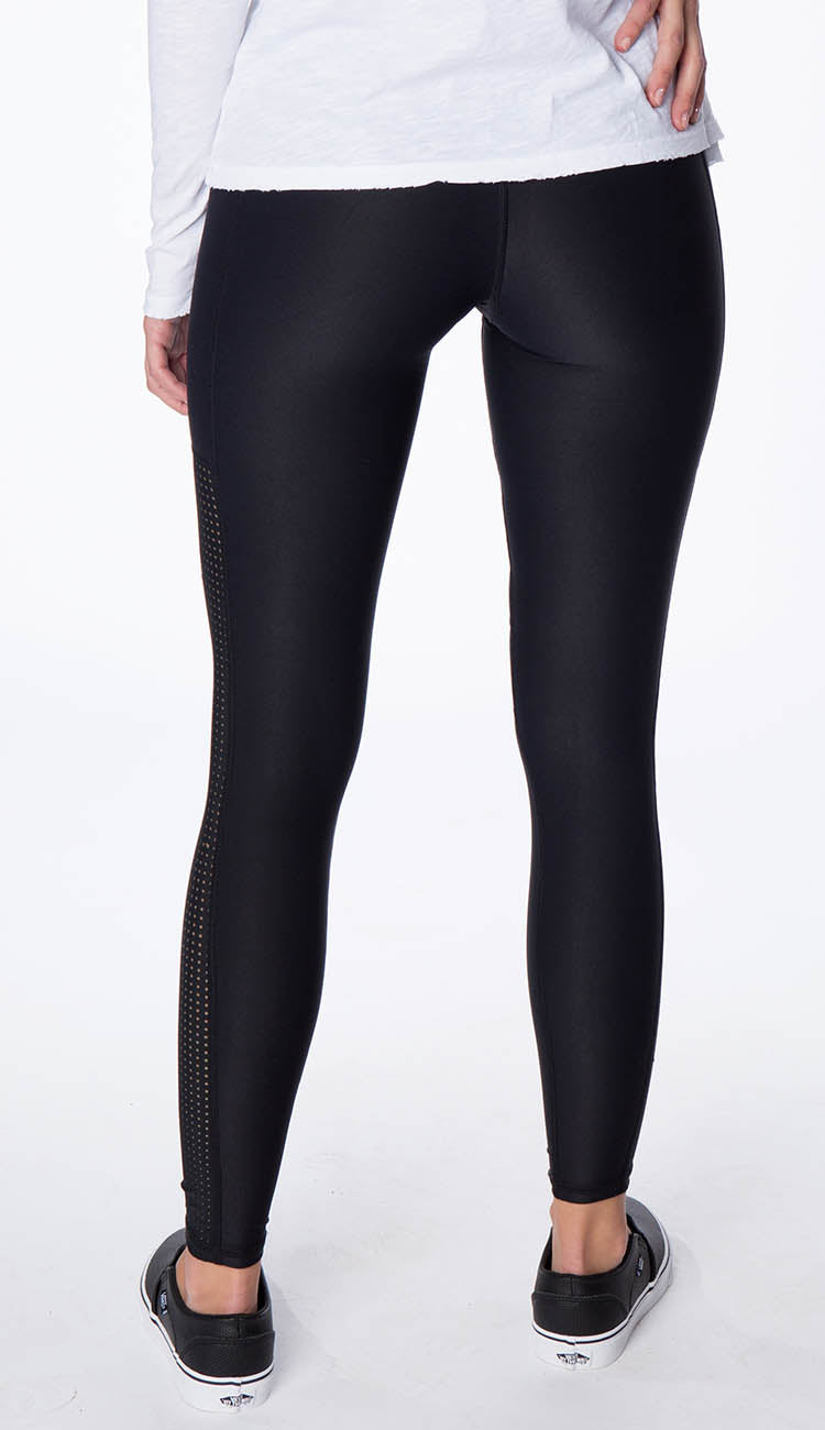 ccd00fb44b59bf Terez - Pinhole Mesh High Rise Leggings | Shop Terez Leggings ...