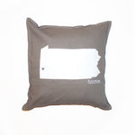 PA Home Throw Pillow