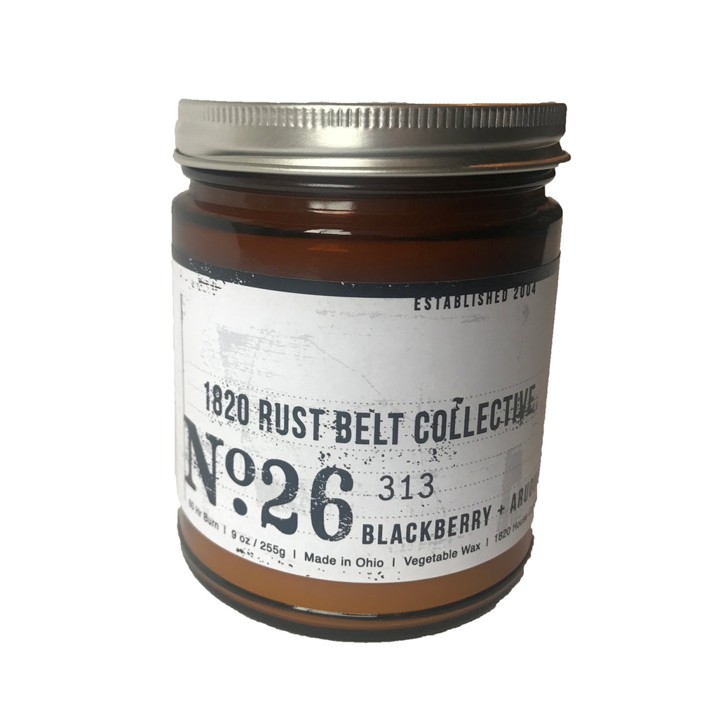 Rust Belt Collective Candle