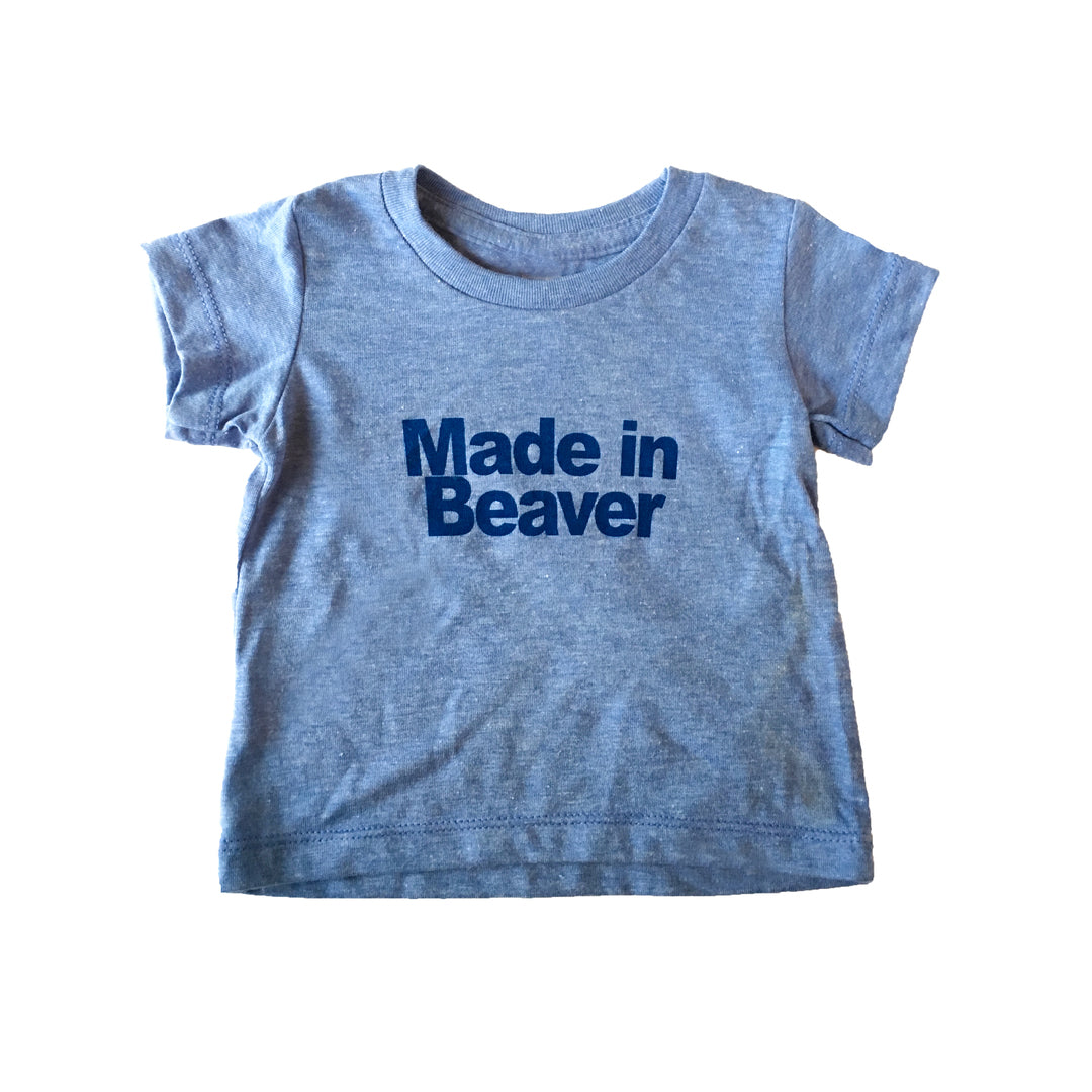 Infant Made In Beaver Tee