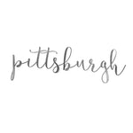 Pittsburgh Steel Script