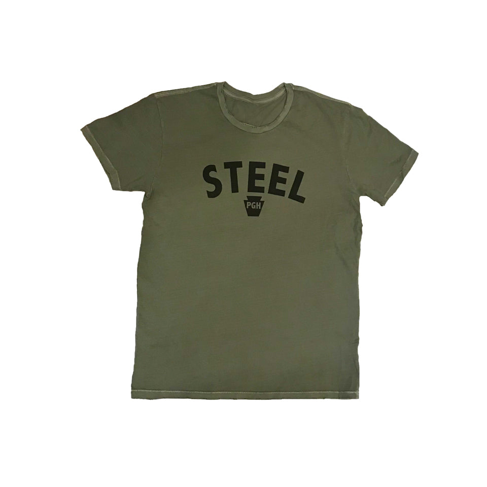 Vintage Green Steel PGH