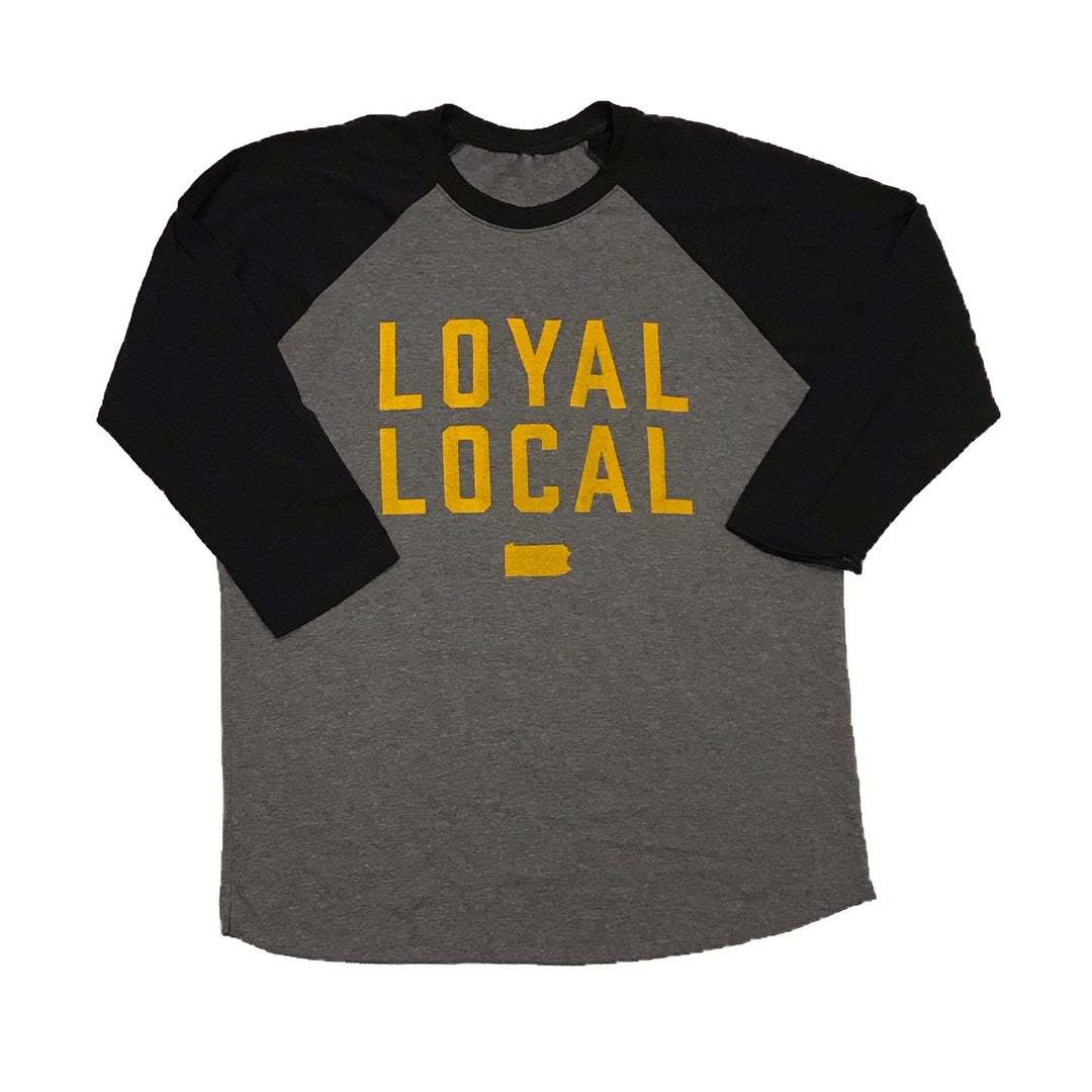 Loyal Local Raglan