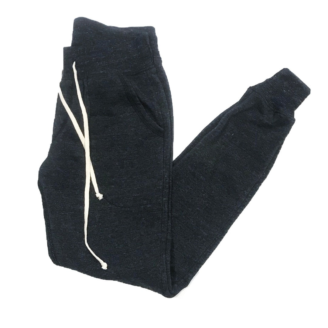 Ladies Fleece Jogger (Eco-Black)