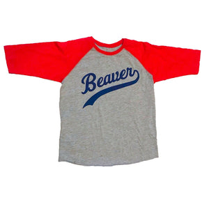 Toddler Beaver Raglan