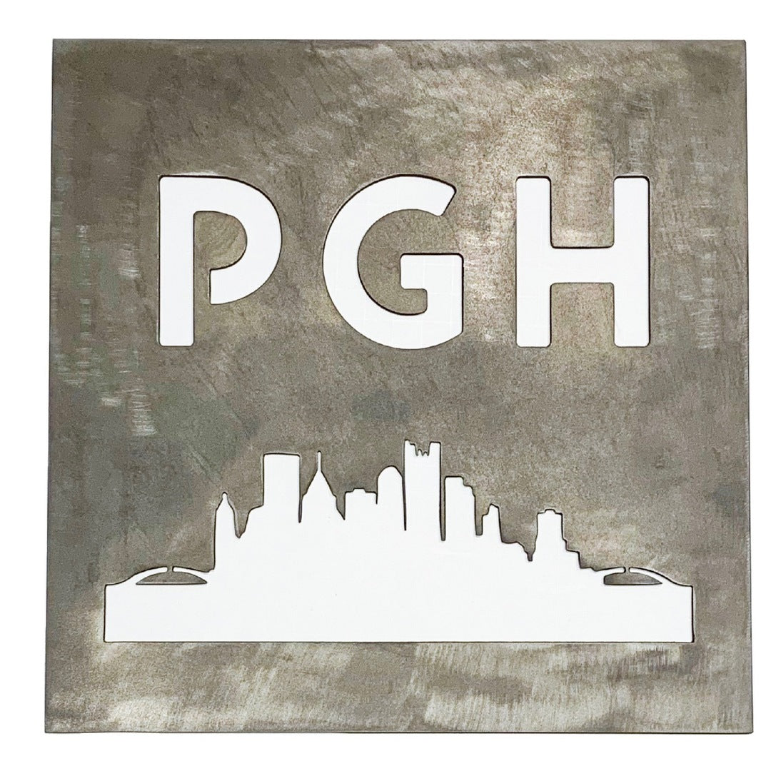 STEEL PGH SKYLINE