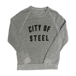 City Of Steel Pullover