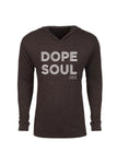 Wildflower Warrior Dope Soul Long Sleeve Tee Hoodie