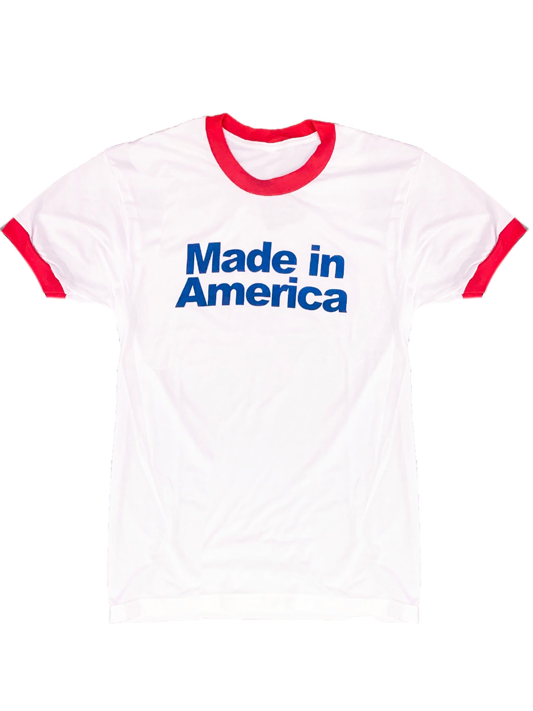 Adult Made In America Tee