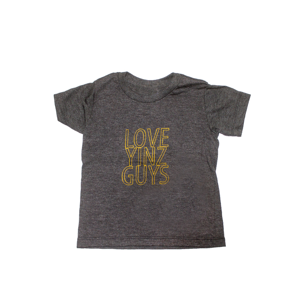 Infant Love Yinz Guys Tee