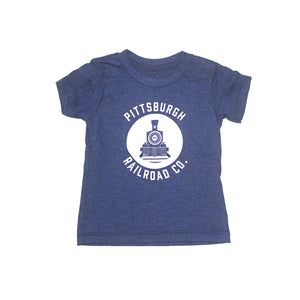 Infant Pittsburgh Railroad Co. Tee