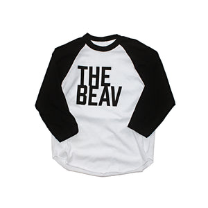 "Youth ""The Beav"" Raglan Tee"