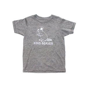 Youth King Beaver Tee