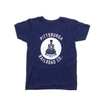 Youth Pittsburgh Railroad Co. Tee